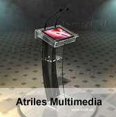 Atriles Multimedia